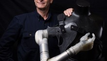 Dean Kamen's arm prosthetic innovation